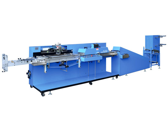 DS-301 Single color screen printing machine