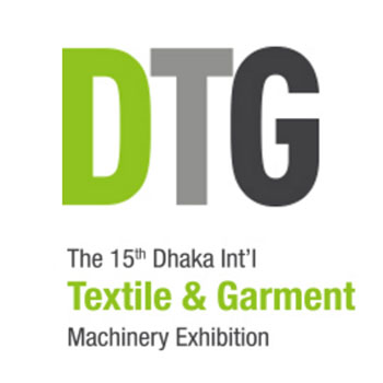 DTG 2018 Dhaka Int'l Textile & Garment Machinery Exhibition